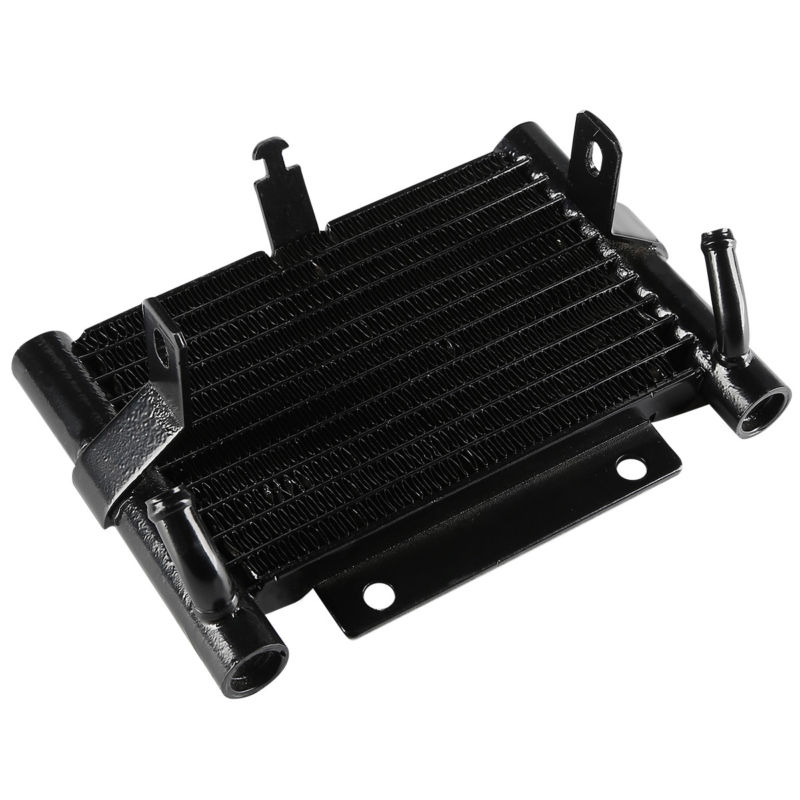 Motorcycle Black Oil Cooler Fit For Harley 17 18 Touring Street Electra Glide Road King Ultra