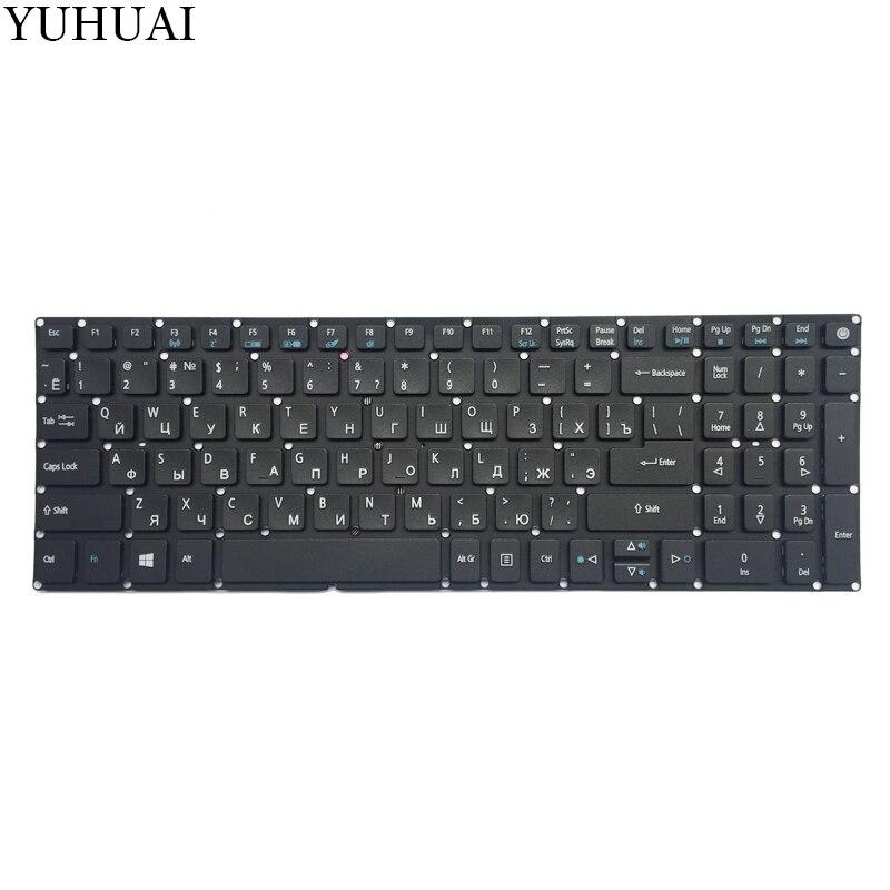 Image 2 - NEW RU keyboard for ACER Aspire ES1 523 ES1 523G ES1 533 ES1 572 F5 521 Ru laotop keyboard black-in Replacement Keyboards from Computer & Office on