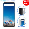 Vernee X 6GB 128GB Helio P23 MTK6763 Octa Core SmartPhone 6.0 Inch 18:9 Screen Android 8.1 16MP+5MP Four Camera OTG Fingerprint