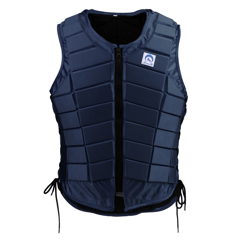 Equestrian Protective Horse Riding Vest Safety Jacket Body Protection Vest