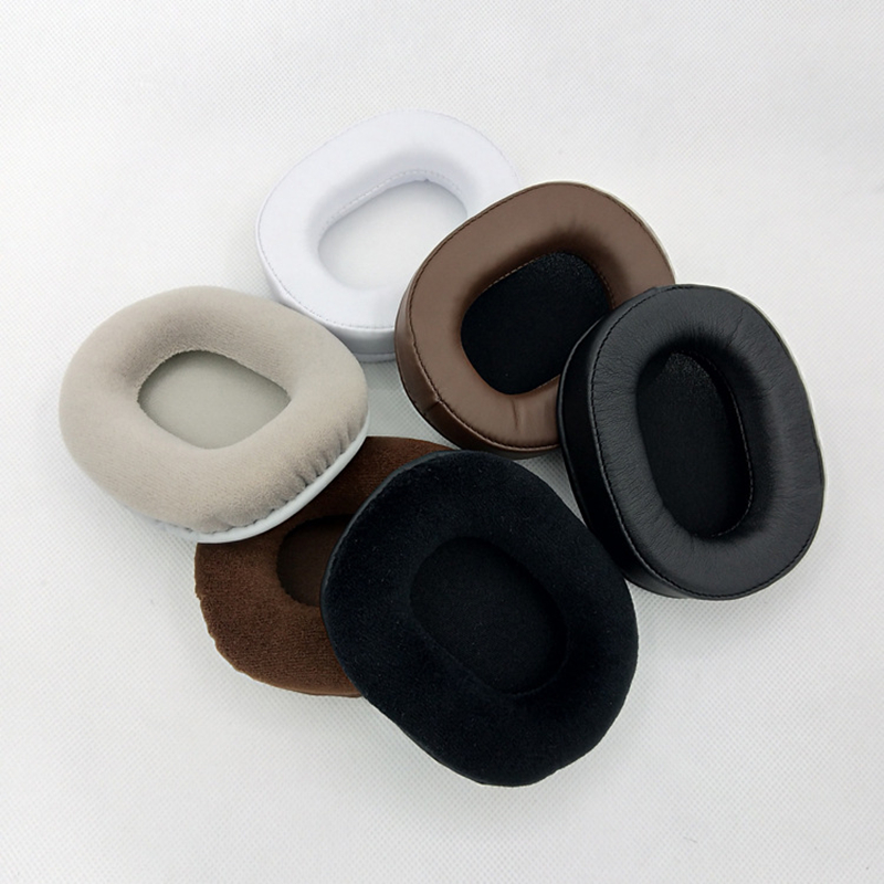 Replacement Ear Pads Earpads Cushion For Audio-Technica ATH-MSR7 ATH-MSR7BK ATH-M50x ATH-M40X ATH-M30 ATH-M50 M50s Headphones