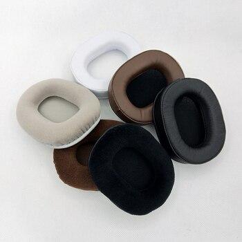 цена на Replacement Ear Pads Earpads Cushion for Audio-Technica ATH-MSR7 ATH-MSR7BK ATH-M50x ATH-M40X ATH-M30 ATH-M50 M50s Headphones
