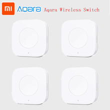 Xiaomi Aqara Smart Wifi Wireless Light Switch Intelligent Application Remote Control ZigBee Wireless Switch Lamp for mi home App