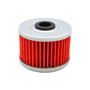 Image 4 - AHL 10pcs Motorcycle High Performance Powersports Cartridge Oil Filter for KAWASAKI KX450F KXF450 449  2012 2015