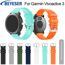 Sport Watchband for Garmin Vivoactive 3 Replacement Bracelet Band Strap Samsung Gear S2 Watch For 645