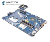 NOKOTION For Lenovo ideapad g405 g400 Laptop motherboard LA 9912P REV 1.0 MAIN BOARD DDR3 with Processor onboard