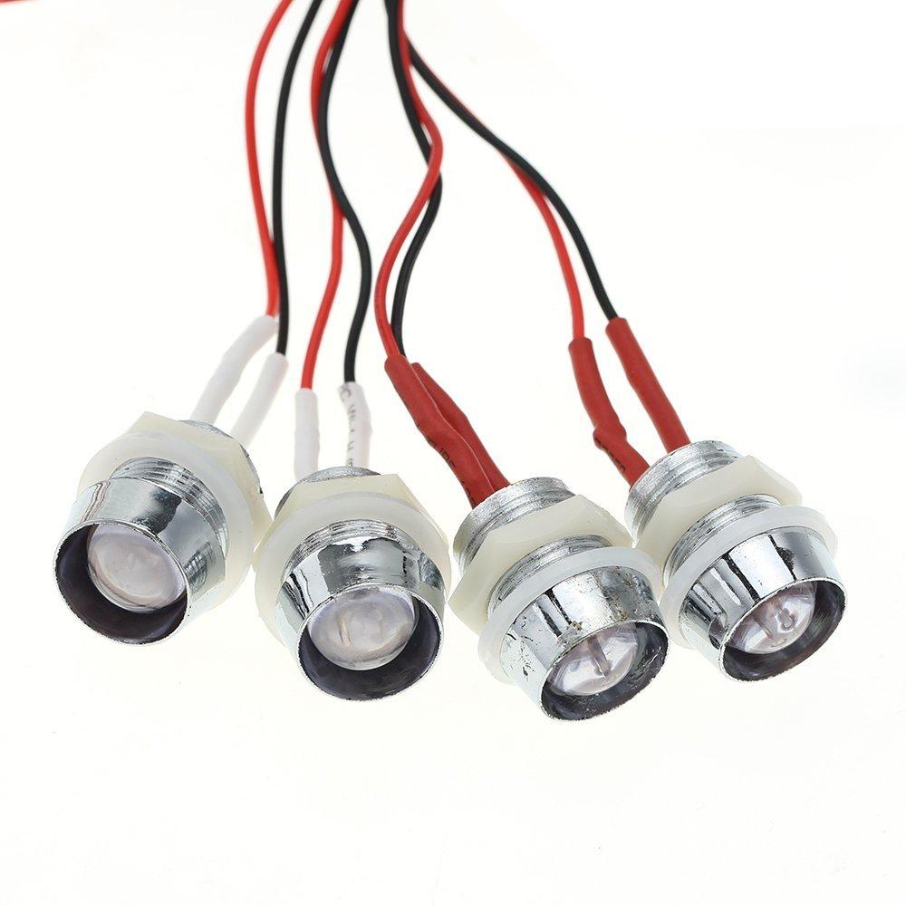 Eboyu (TM) г. T. power L8 свет Системы для автомобиль RC грузовик модель