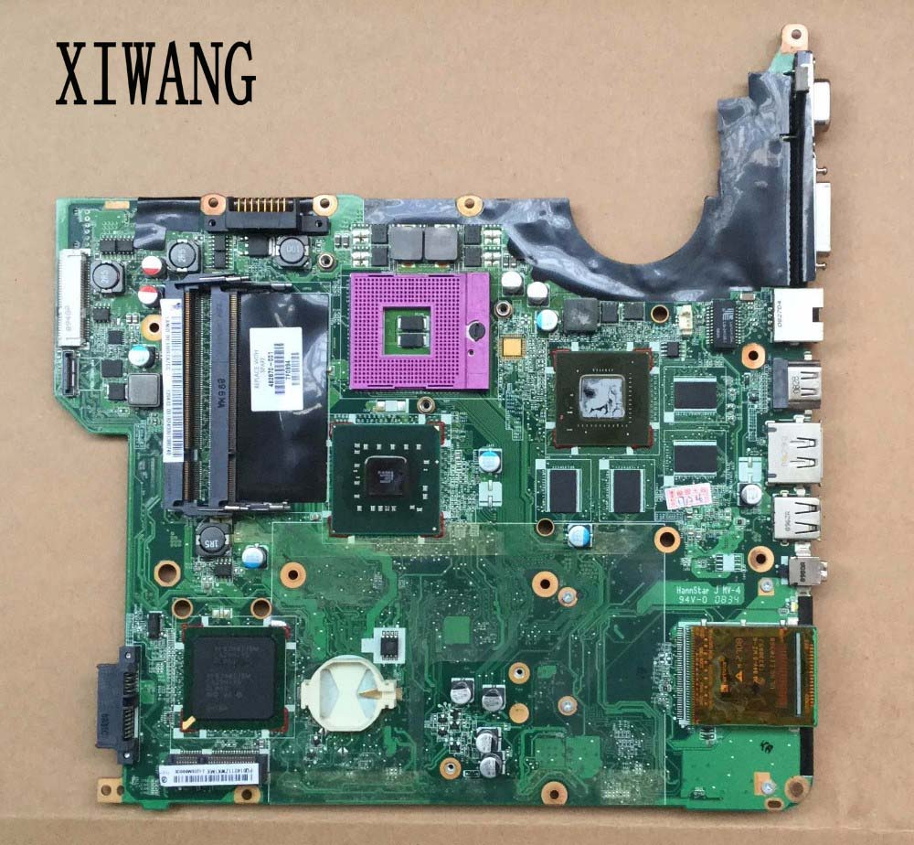 все цены на Free Shipping Laptop Motherboard For HP DV5 Series 504641-001 482870-001 PM45 NVIDIA G96-630-C1 Mother board онлайн