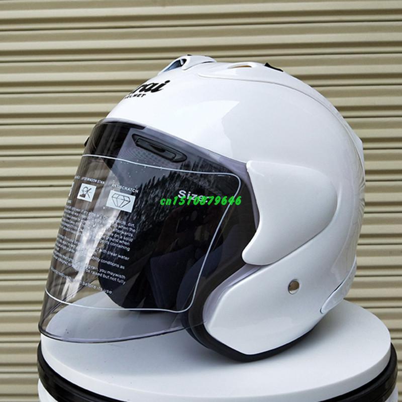2018 Arai R4 Motorcycle Helmet 3/4 Open Face Vintage Helmet Moto Casque Casco Motocicleta Capacete Helmets Relieving Rheumatism