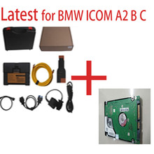 2017 Professional for BMW Diagnostic&Programming scanner for BMW ICOM A3 Multi-language with Newest software A+ Quality