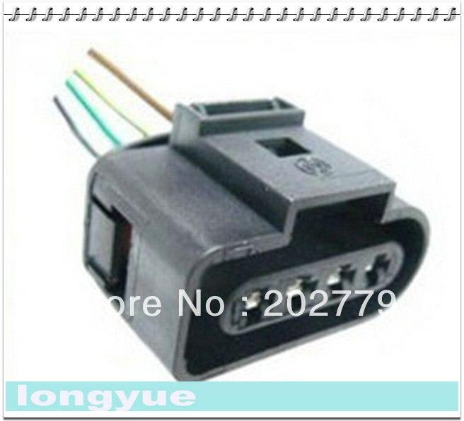 Longyue 10pcs Ignition Coil Connector Repair Kit Case For