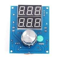 XH-M403 DC-DC Digitale Voltage Regulator Buck Voedingsmodule 5-36 V om 1.3-32 V Temperatuur Bescherming