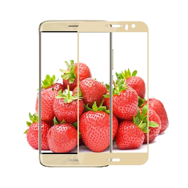 Κάλυμμα από γυαλί GerTong για Huawei P8 P9 P20 P10 - Ανταλλακτικά και αξεσουάρ κινητών τηλεφώνων - Φωτογραφία 4