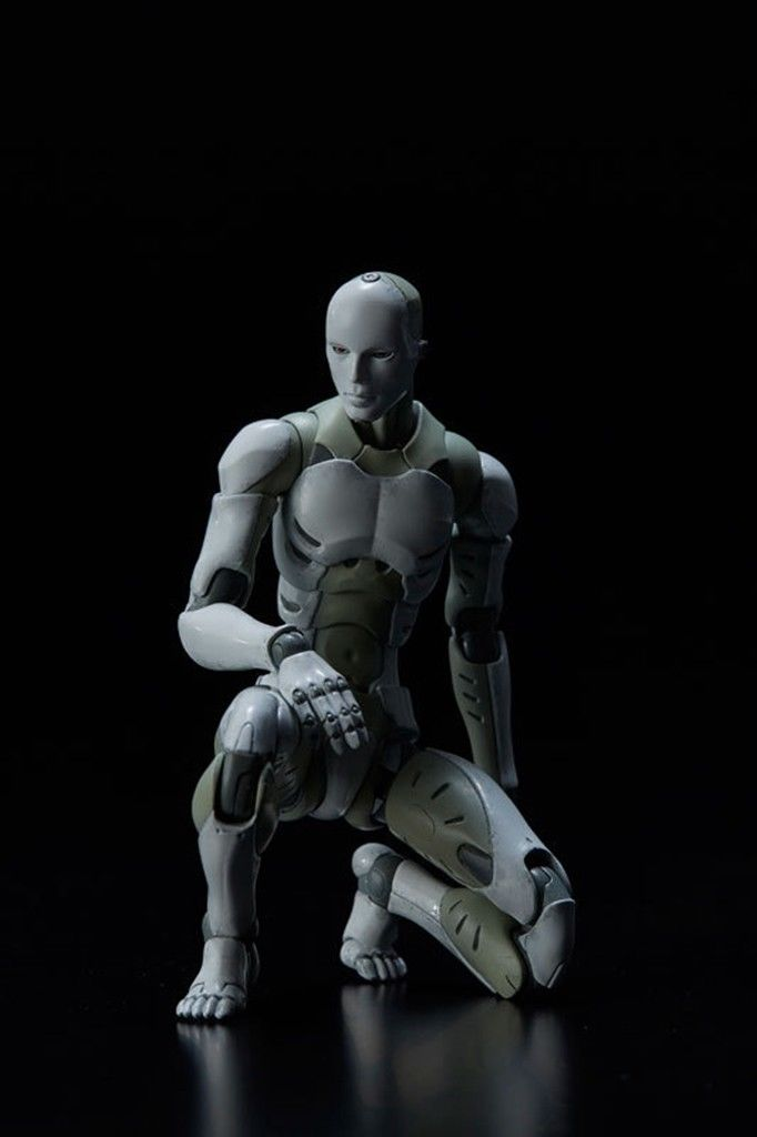 Heavy Industries Synthetic Human He Body Action Figure Figurine 1/6 Scale IB mitsubishi heavy industries srk35zm s src35zm s