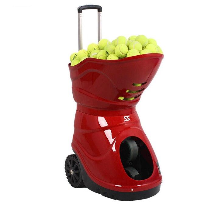פופולרי טוב טניס ירי מכונה טניס מכונה כדור טניס מכונת למשחק אימון