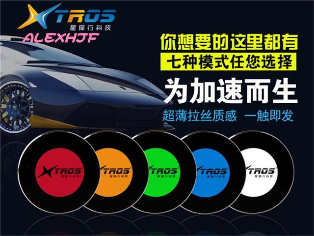 TROS Booster Potent 38*8mm táctil Controlador del acelerador para Toyota Corolla Camry RAV4 Avensis Deseo Lexus GS ES ES LS