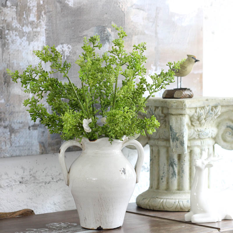 Aliexpress Com Buy Small Home Fresh Cloves Beans Artificial Plants Soup Living Room Decoration Plant Artificial Flower From Reliable Flower Stilettos