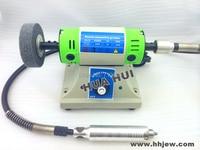 Free Shipping Multifunctional Mini Bench Lathe Machine Electric Grinder / Polisher / Drill / Saw Tool 350w