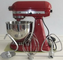 multifunctional kitchen stand mixer
