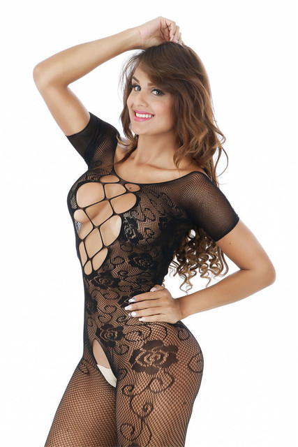 Sexy Lingerie Hot Soft Sexy Plus Size Lingerie Black Lenceria Sexy Costumes Intimates Women Body Stocking Fantasias Sexy Erotic