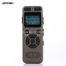 8 GB Профессиональное аудио рекордер бизнес Портативный цифровой диктофон USB Поддержка Многоязычная, карты памяти до 64 ГБ