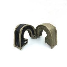 T4 チタンターボ熱毛布ギャレットターボ毛布ステンレス鋼メッシュ高温耐性