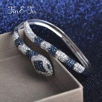 JIN&JU Women Jewelry Snake Deign Different Patterns Bracelet Bangles Vintage Style For Women Day Gift Jewelry