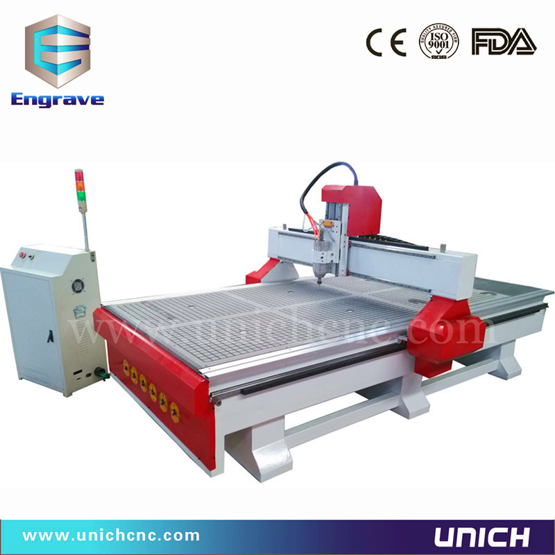 Gold Quality Competitive Price Plywood Cnc Router Machine For Aluminum