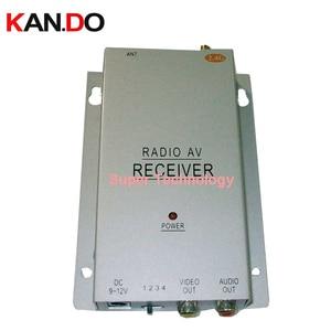 4channels 2.4G Wireless receiv