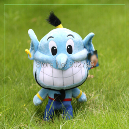 Aladdin Genie Plush 30cm Cute Movie Plush Toy Rare Stuffed Animal Plush
