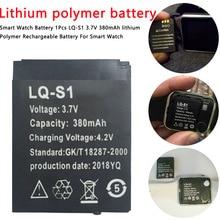 Durable Smart Watch Battery 1Pcs LQ-S1 3.7V 380mAh lithium R