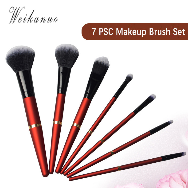 Professional Makeup Brushes Set High Quality Make Up Brushes Full Function Cosmetics Soft Synthetic Hair Make-up Tool Kit