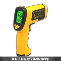 AS872 Portable Digital Infrared Gun Thermometer 18C~1350C( 0F~2462F)