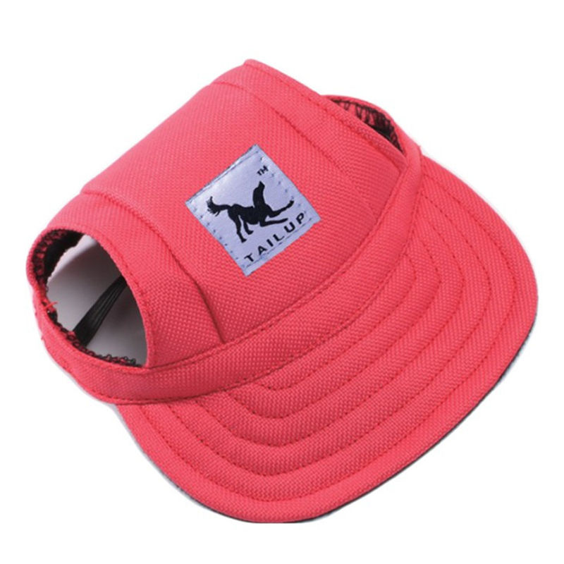 Hot Sale Sun Hat For Dogs Cute Pet Casual Cotton Baseball Cap Chihuahua Yorkshire Pet Products Plus Size in Dog Caps from Home Garden
