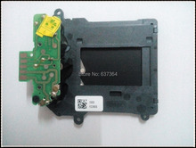 Original New Shutter Unit component for Nikon D40 camera Repair Part Free Shipping Tracking Code