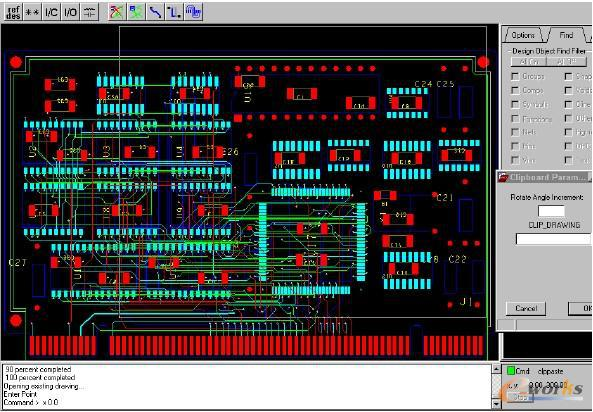 Schematic Diagram PCB Layout Design and Generate Gerber file PCB ...