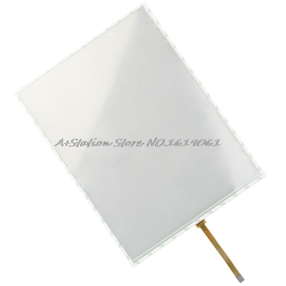 New 10.4'' DMC AST-104A080A AST-104A Touch Screen Panel Digitizer Glass New 4 line  Resistive Touch new dmc ast075a touch screen glass