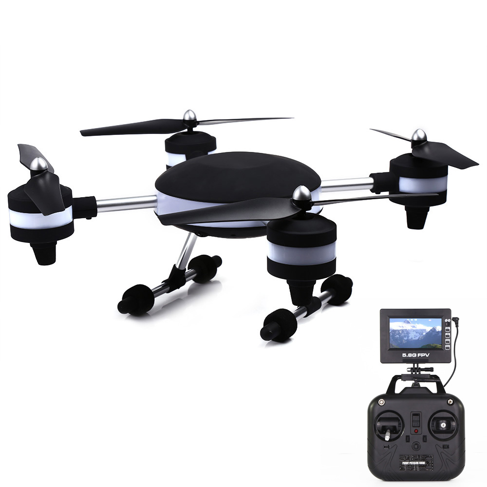 Original RC Helicopters Drones 5.8GHz FPV HD 2MP CAM 2.4GHz 4CH 6 Axis Gyro Remote Control Quadcopter Drone Dron Gifts RC Toys rc drone hd camera 2 4g 6 axis gyro remote control s9 s8 aircraft helicopter drones white black dron vs xs809w