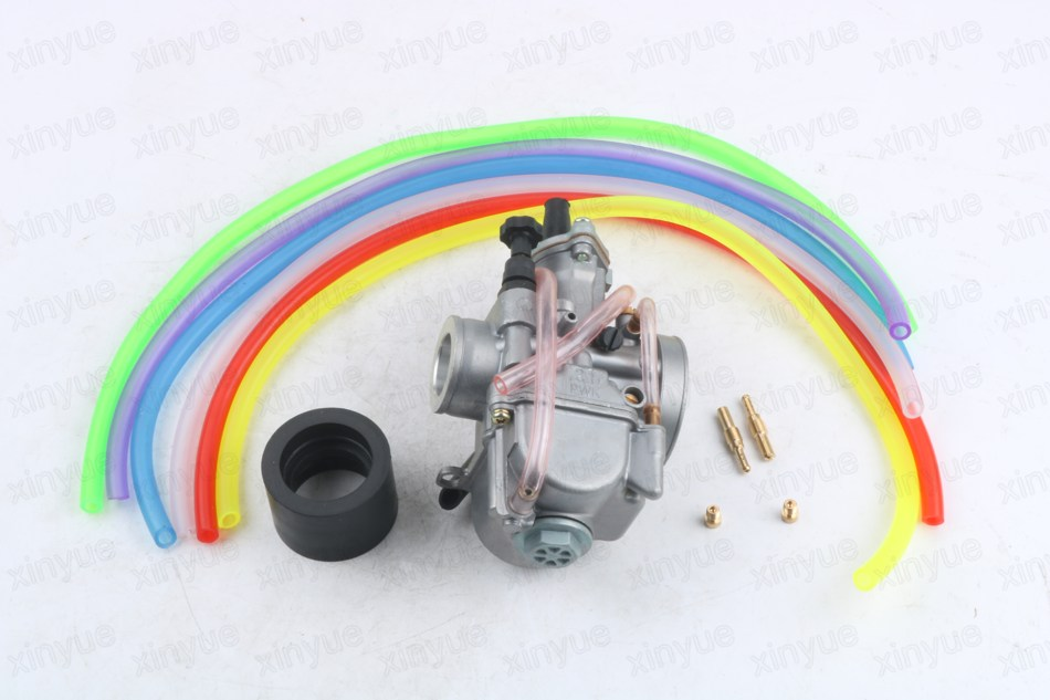 34mm KOSO PWK Power Jet Carburetor Carb Quad Scooter Dirt Pit Bike ATV Go Kart
