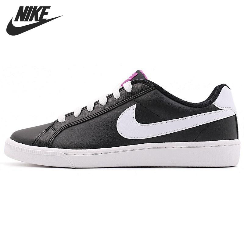 цена на Original New Arrival 2018 NIKE COURT MAJESTIC Women's Skateboarding Shoes Sneakers