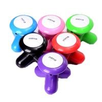 New Handled Massager USB Wave Vibrating Electric Massage For Head Battery Full Body Massager Neck Waist