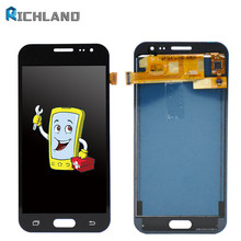 For Samsung Galaxy J2 2015 J200 J200F J200Y J200H LCD Display Touch Screen Digitizer Assembly For Samsung J2 J200 Display Panels replacement lcd display with touch screen digitizer assembly for samsung galaxy j2 asm j200f j200h j200m j200y j200g