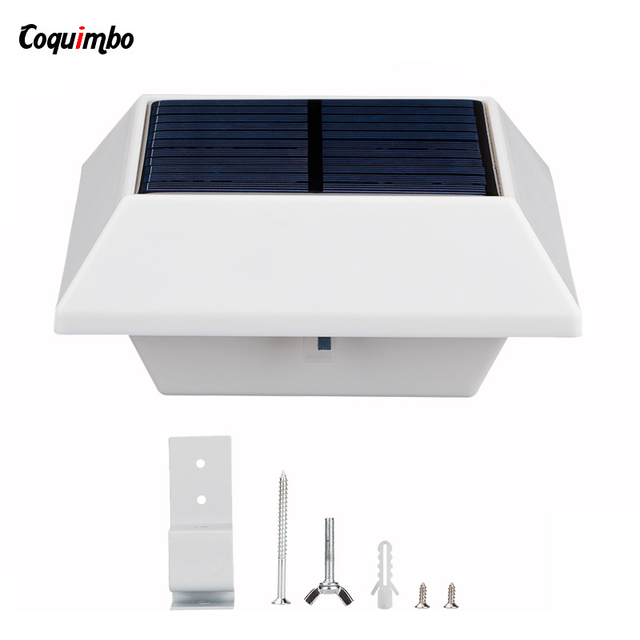 4/6 LED Solar Lamp Tuin Licht Outdoor Wireless Solar Verlichting LED ...