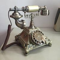 Manufacturers selling antique European Garden creative rotary telephone phone phone home phone office phone