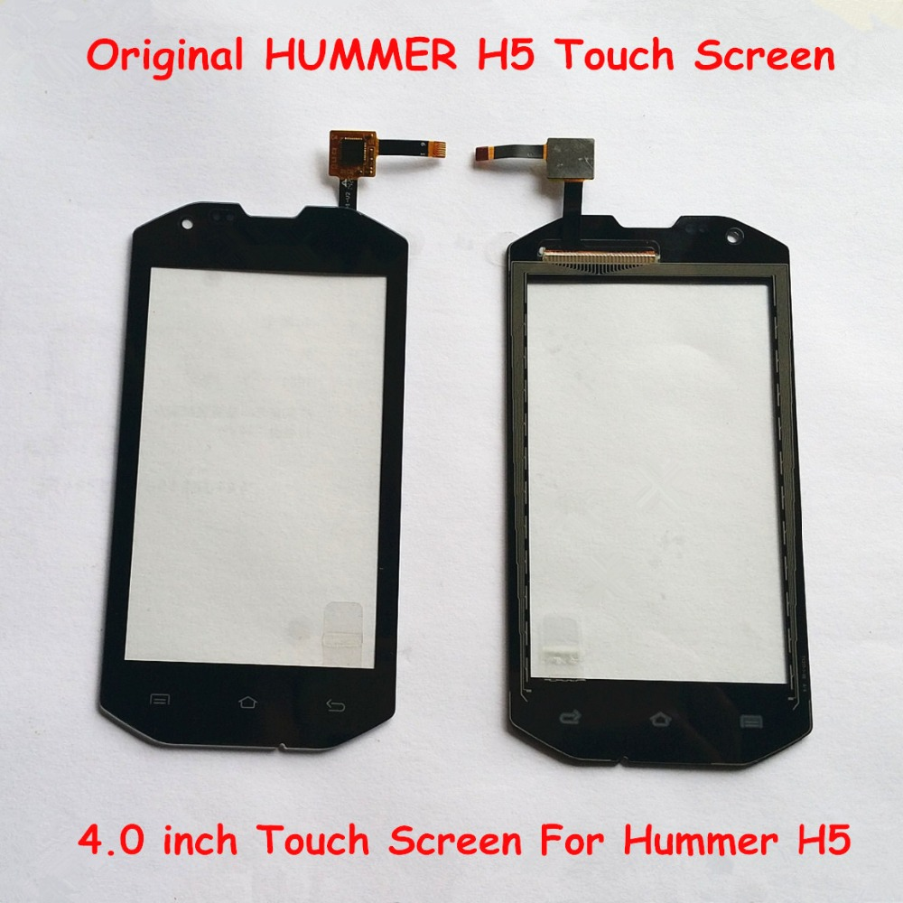 In Stock Original Spare Part 4 0 inch Touch Screen For HUMMER H5 Uphone H5 Smartphone