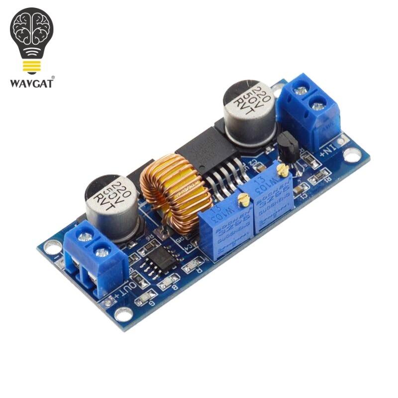 5A DC zu DC CC CV Lithium-Batterie Schritt unten Lade Board Led Power Converter Lithium-Ladegerät Step Down Modul XL4015