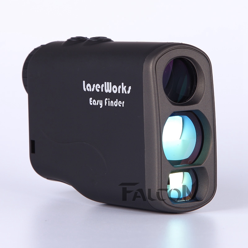 Hot Sale 1000M Hunting Golf Laser Range Finder Waterproof font b Rangefinder b font Distance Measurement