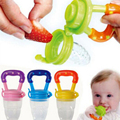 New Baby Pacifier Clips Chupeta Pacifier Dummy Soother Nipples Vegetable & Fruits Sucking Nipple