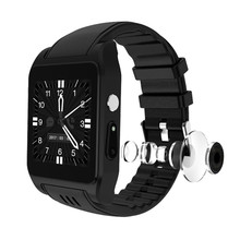 Android smart watch wifi positioning Internet application download HD video bracelet bluetooth headset phone call smartwatch