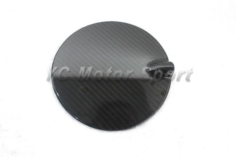 Car Accessories Dry Carbon Fiber Fuel Cap Cover Fit For 2005-2010 Ford Focus Fuel Cap Cover Car-stying